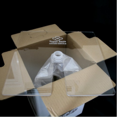 Square Plastic Filling Aid for Bag in Box
