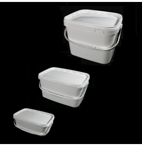 Rectangular Bucket Range