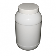 PET Jar - 4080 ml White