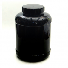 PET Jar - 5750 ml Black