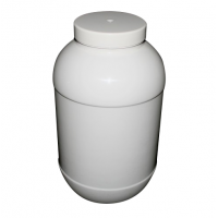 PET Jar - 6900ml White