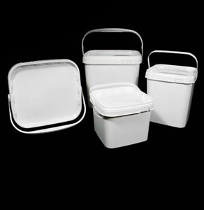 Square Tubs