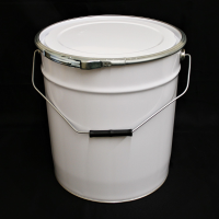 Tapered Tinplate Pails - 20 Litre 305  x 332 mm