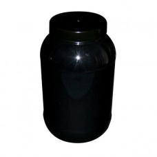 PET Jar - 4080 ml Black