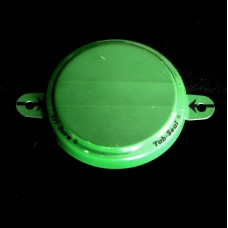 "2"" Tri-Sure® Metal Tab-Seal for Buttress Bung - Green"