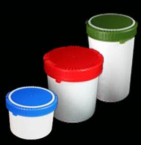 Small Volume Packo Jars